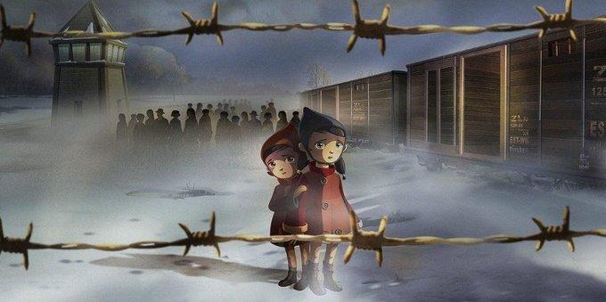 spiegare olocausto ai bambini