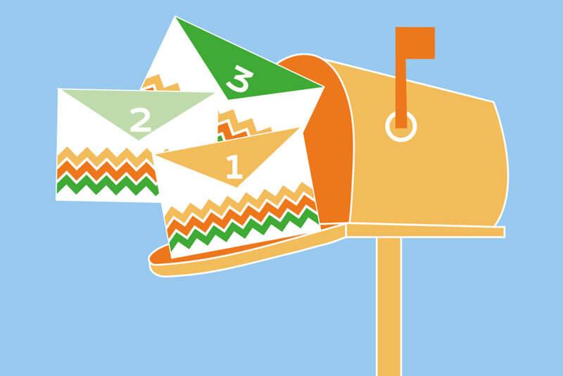 Abbonamento alla serie delle tre Avventure per posta 2021